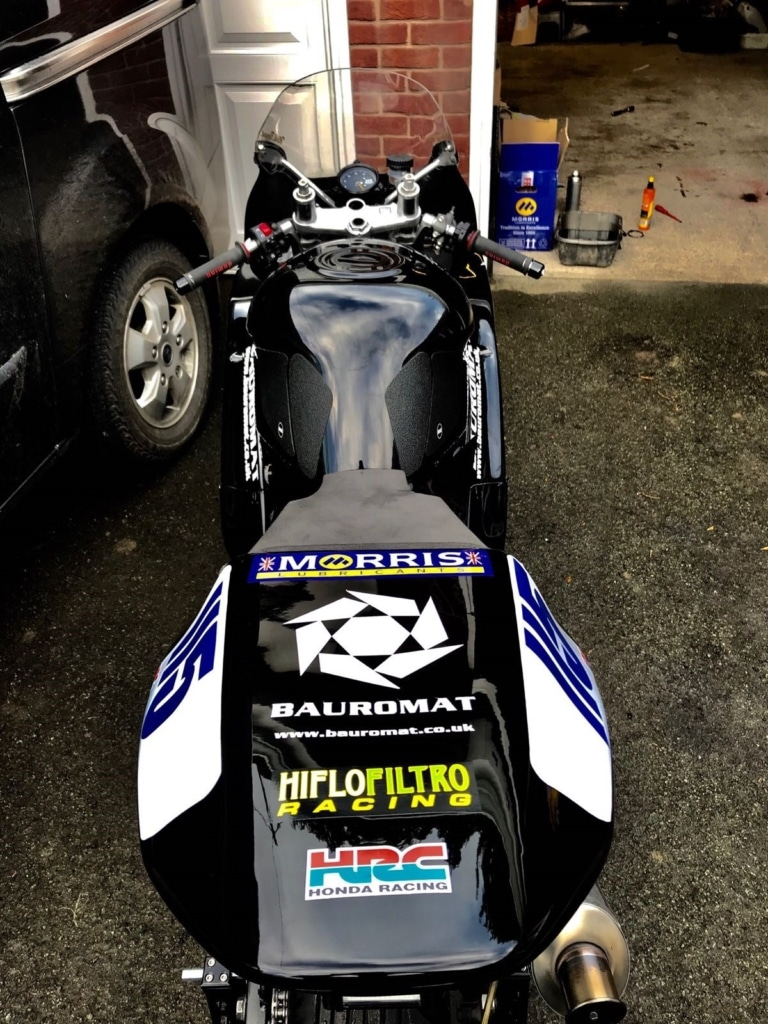 WIB Racing and Bauromat