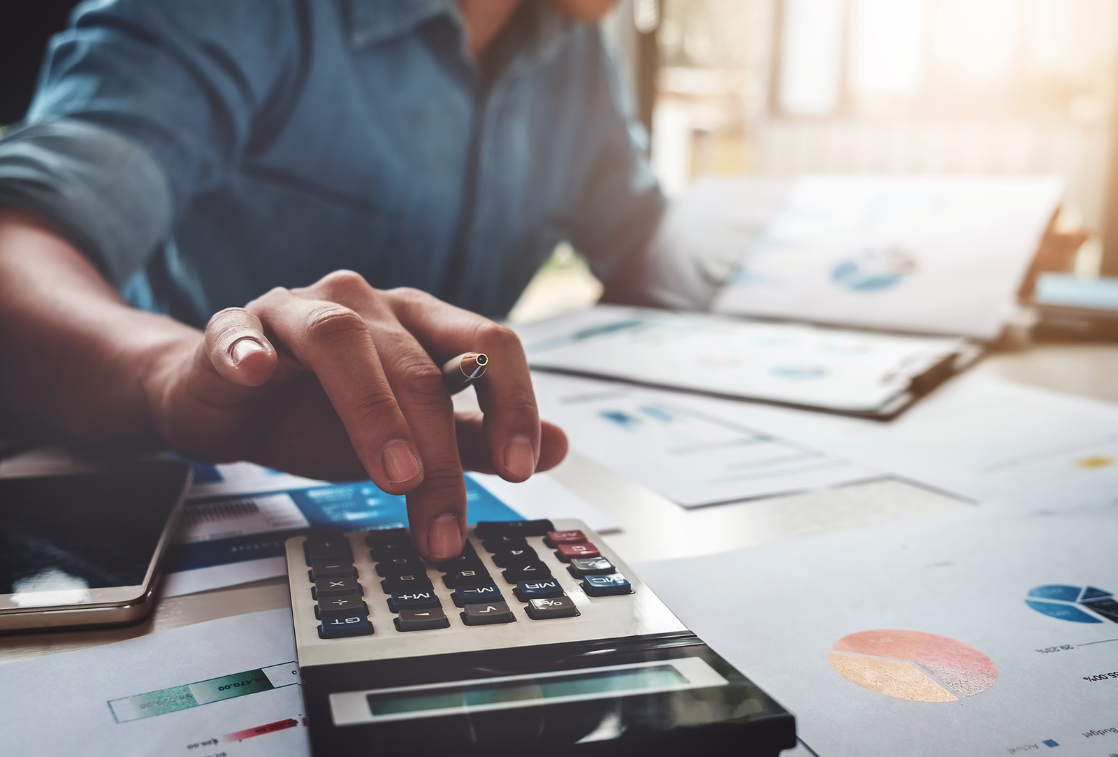 Automation finance