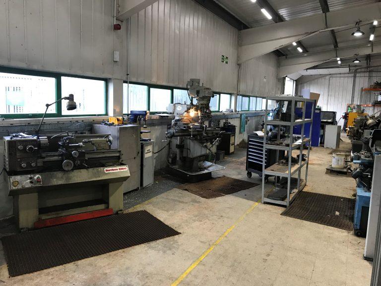 Apprentice Toolroom