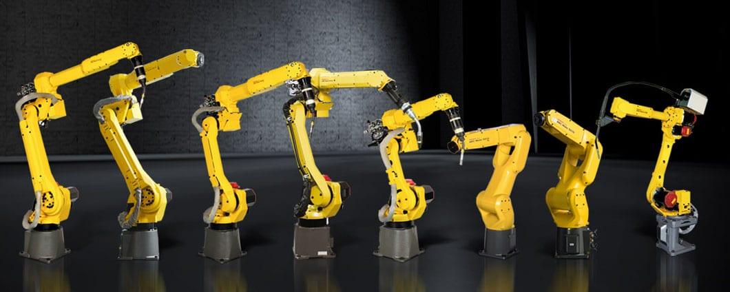 Fanuc ArcMate Robots