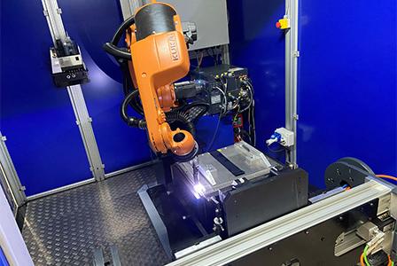 welding kuka robot