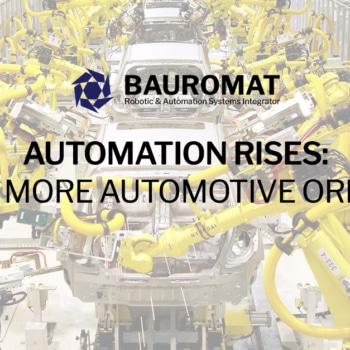 automation on an automotive line