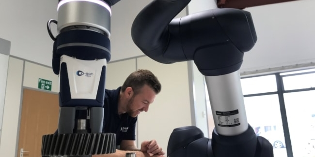 cobot automated application