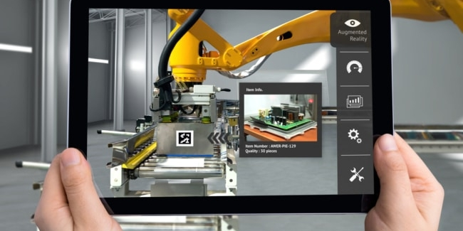 Robotic Systems? Industry 4.0? We're ready to help